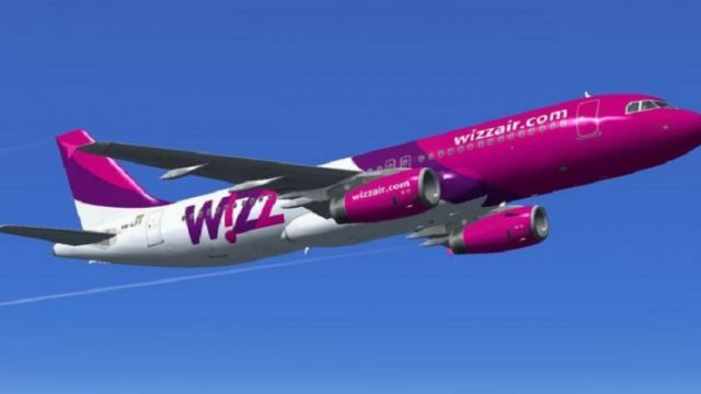 Wizz Аir открывает рейсы из Львова и Киева в Пардубице