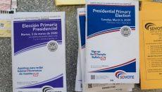 В США стали известны первые итоги праймериз демократов в