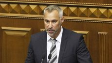 Рада дала согласие на увольнение Руслана Рябошапки