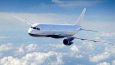 В феврале пунктуальность украинских авиакомпаний показала рост