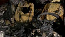 И.о. главы Госэкоинспекции Егору Фирсову ночью сожгли автомобиль