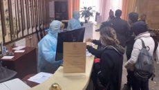 В Киеве туристы сбежали из обсервации