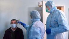 У прибывших в Борисполь двух граждан Китая коронавирус не обнаружен