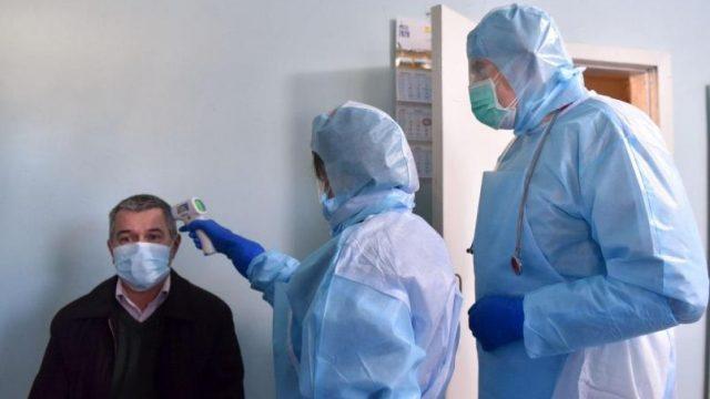 В Украине значительно выросло число зараженных коронавирусом