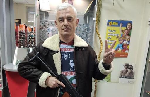 В Житомире погиб известный ветеран АТО