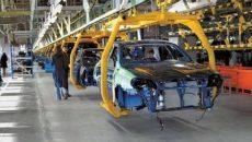 Украинское автопроизводство сократилось на 22%
