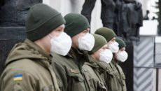В ВСУ зафиксировали рост числа зараженных военных коронавирусом