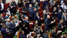 В апреле в Раду прошли бы только четыре партии – ОПРОС