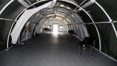 В Украине готовятся разворачивать мобильные госпитали