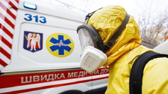 Коронавирусом в Украине заразилось 1245 медиков