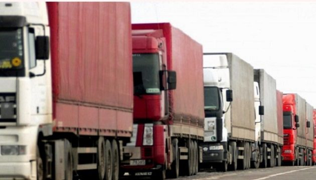 Турки разрешили пересечь границу 50 украинским фурам