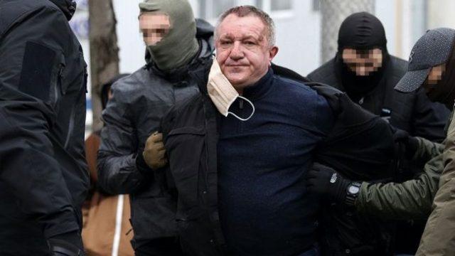 Суд избрал меру пресечения задержанному генерал-майору СБУ