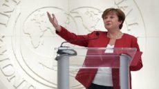 Глава МВФ представила план спасения глобальной экономики