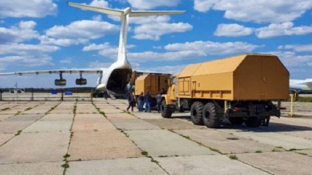 Укрспецэкспорт отгрузил за границу партию военной техники