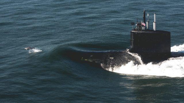 Флот США ввел в строй новую атомную подводную лодку