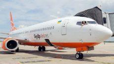 SkyUp переоборудовала 7 самолетов для перевозки грузов