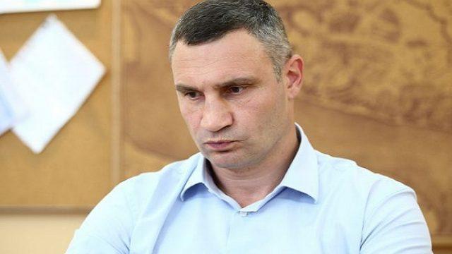 Скандал в КГГА: Кличко обратился к НАБУ