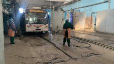 В Запорожье не будут останавливать общественный транспорт