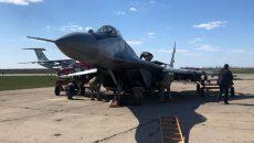ГБР расследует обстоятельства аварийной посадки МИГ-29