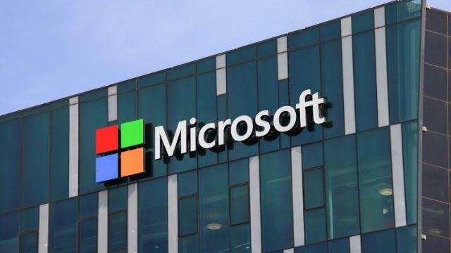 Выручка Microsoft за квартал впервые превысила $40 млрд