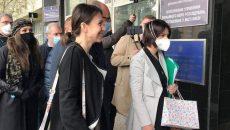 Суд по мере пресечения Черновол перенесли