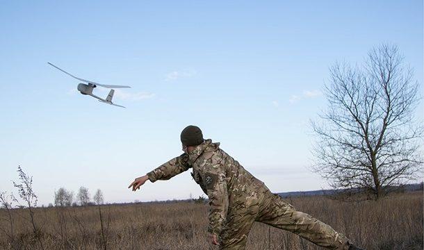 В Киеве покажут боевой дрон отечественного производства