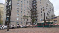 В общежитии под Киевом зафиксирована массовая вспышка COVID-19