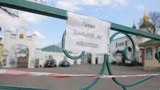 Киево-Печерскую Лавру закрывают на карантин