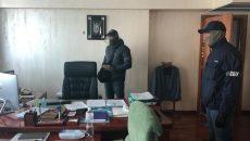 СБУ задержала топ-чиновника за разглашение гостайны