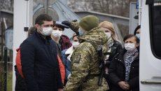 В Украину за сутки вернулись 5,6 тыс. украинцев