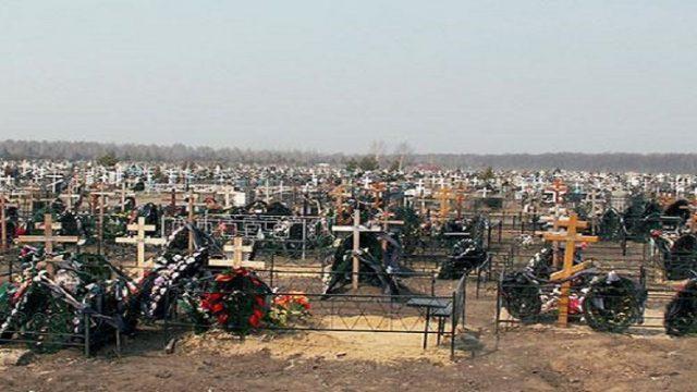 В Киеве ограничат доступ к городским кладбищам
