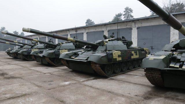 ВСУ продолжают испытывать опытный образец танка