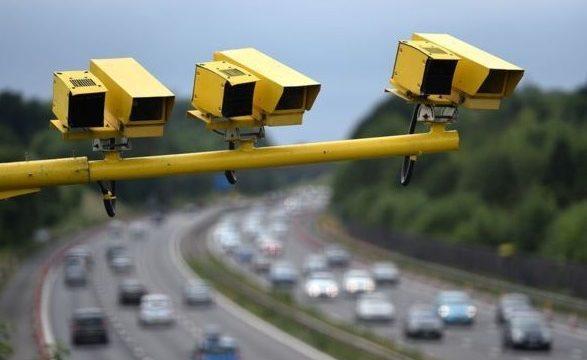МВД Украины переносит запуск системы видеофиксации нарушений ПДД