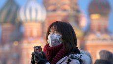 В России за сутки зарегистрировано 9623 новых случая коронавируса