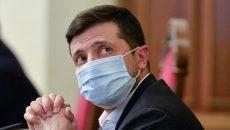 Зеленский требует наказать местные власти за невыплату денег медикам
