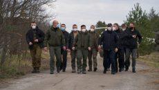 Зеленский заслушал информацию о планах по противопожарной безопасности в Чернобыльской зоне