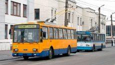 ЕБРР выделил средства на житомирские троллейбусы