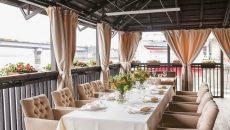 Кабмин планирует разрешить открытие летних площадок кафе и ресторанов