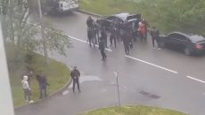 Правоохранители задержали еще 13 участников перестрелки в Броварах