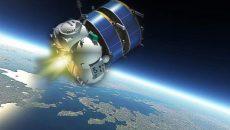 Российская ракета взорвалась в космосе