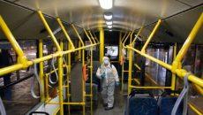 Зеленский предлагает запустить общественный транспорт
