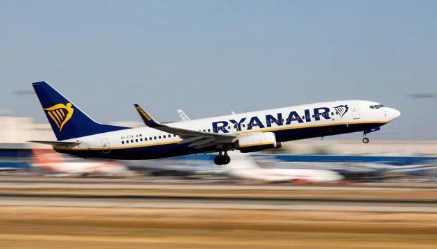 Ryanair частично возобновит половину летних маршрутов из Украины