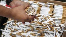 На Украину приходится примерно 40% всех нелегальных поставок табачных изделий в Европу, - СМИ