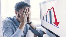 Крупные и средние предприятия в І квартале понесли убытки