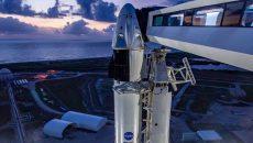 Запуск Crew Dragon может быть снова отложен, - NASA