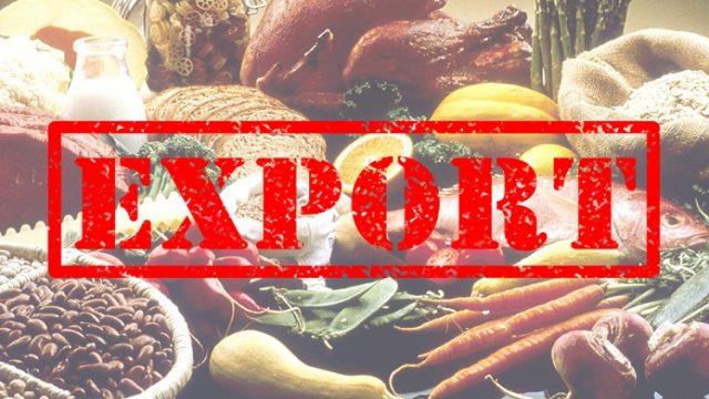 Украина нарастила экспорт агропродовольственной продукции