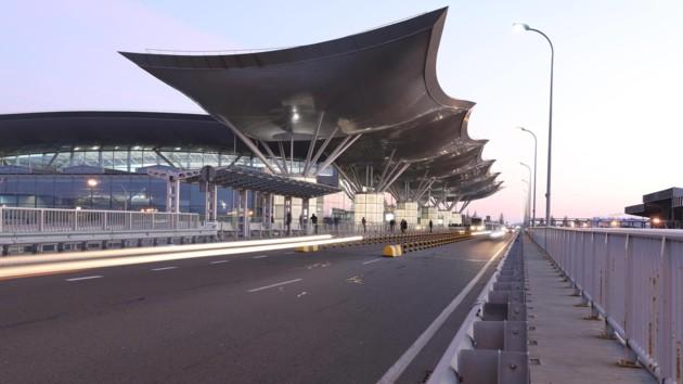 В аэропорту «Борисполь» начала работать парковочная инспекция