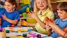 За первые дни «Детский сад онлайн» посетили почти 100 тыс. пользователей