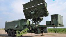 Укроборонпром изготовил новейшую радиолокационную станцию