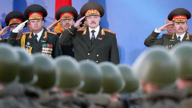 Парад Победы в Минске стал единственным на постсоветском пространстве, - Лукашенко